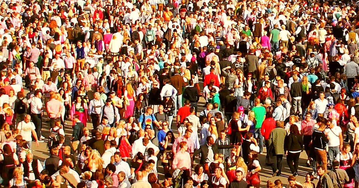 How to Deal with Overcrowding in your Event? 1